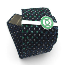Load image into Gallery viewer, The Green Lantern Tie Pin