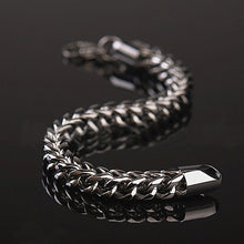 Load image into Gallery viewer, Metal Bracelet Heavy Style