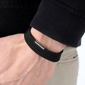 Casual Men's Rope Bracelet