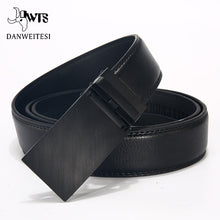 Load image into Gallery viewer, DWTS Genuine Leather BeltWith Flush Buckle