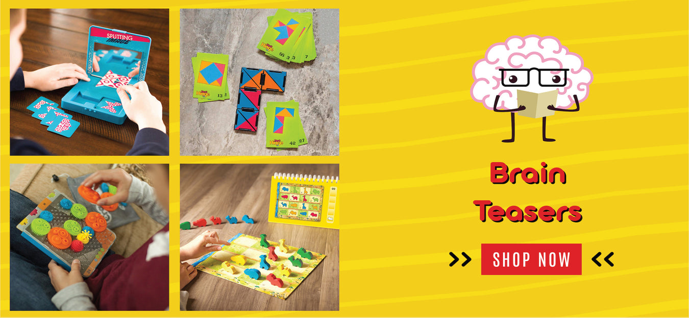Brain Teasers toys in India. Buy Toys online in India.