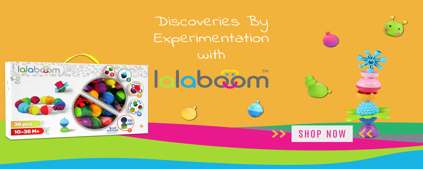 Lalaboom toys in India. Buy Toys online in India.