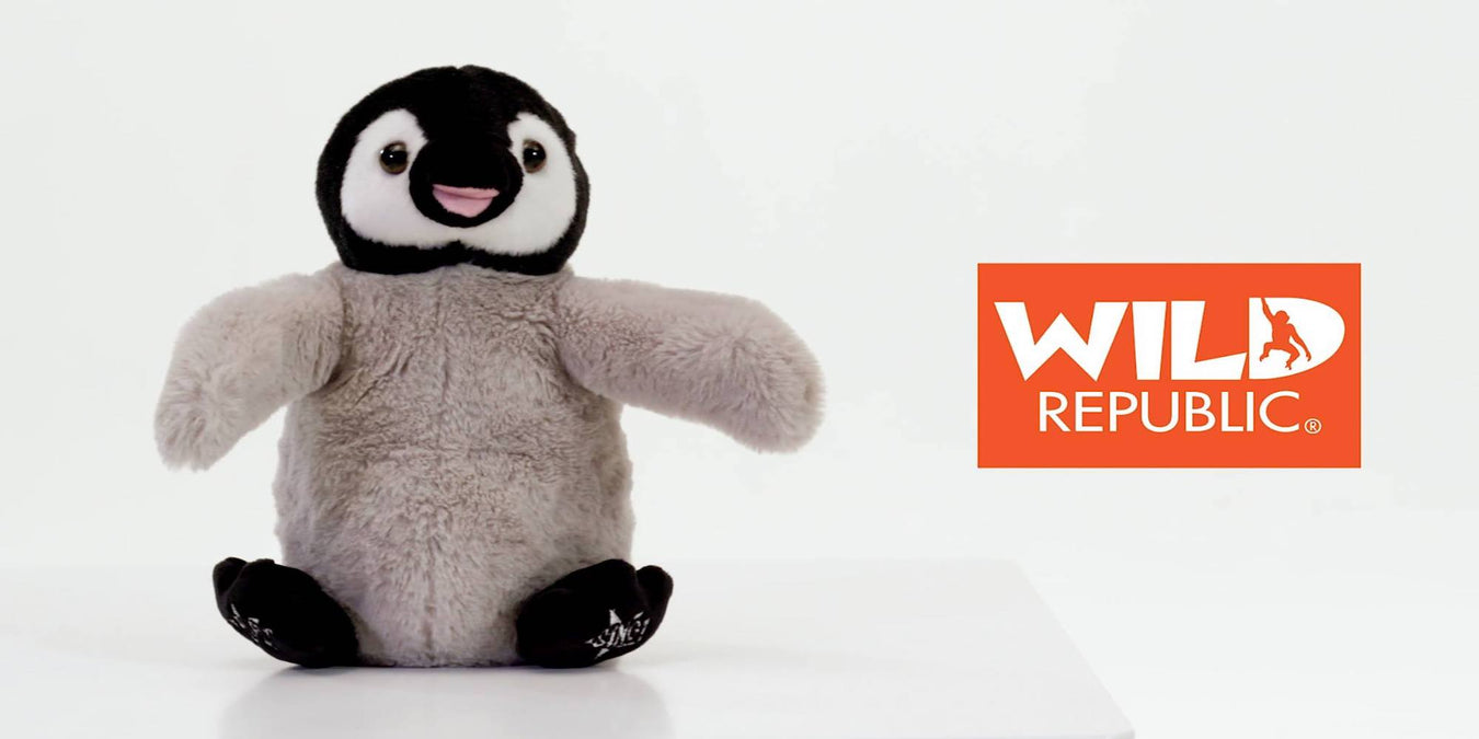 Wild Republic Soft Toys