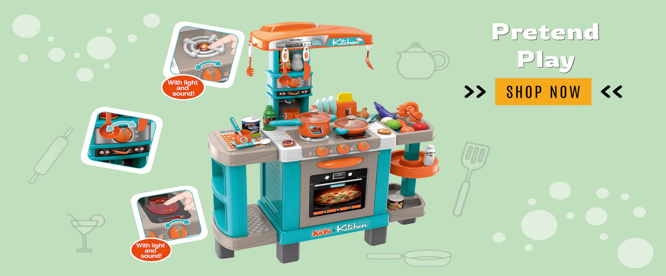 Pretend play toys in India. Buy Toys online in India.