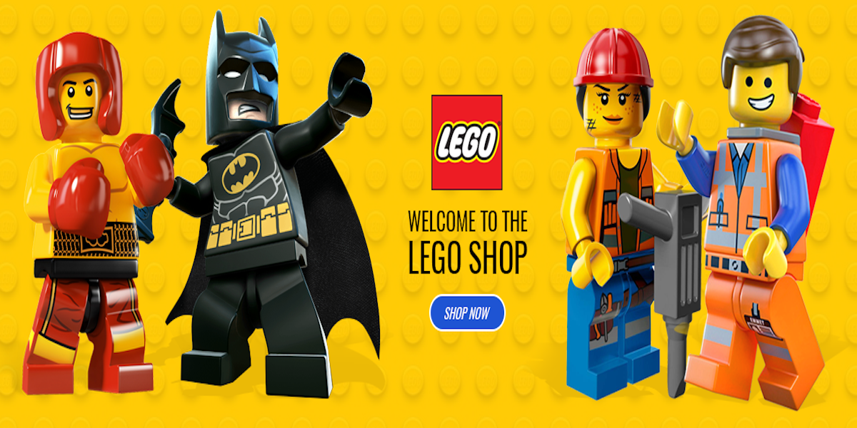 Lego toys in India. Buy Toys online in India.