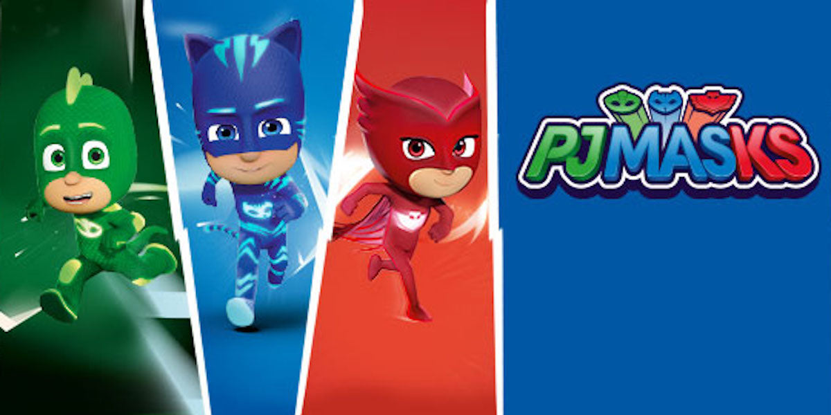 PJ Masks toys in India. Buy Toys online in India.