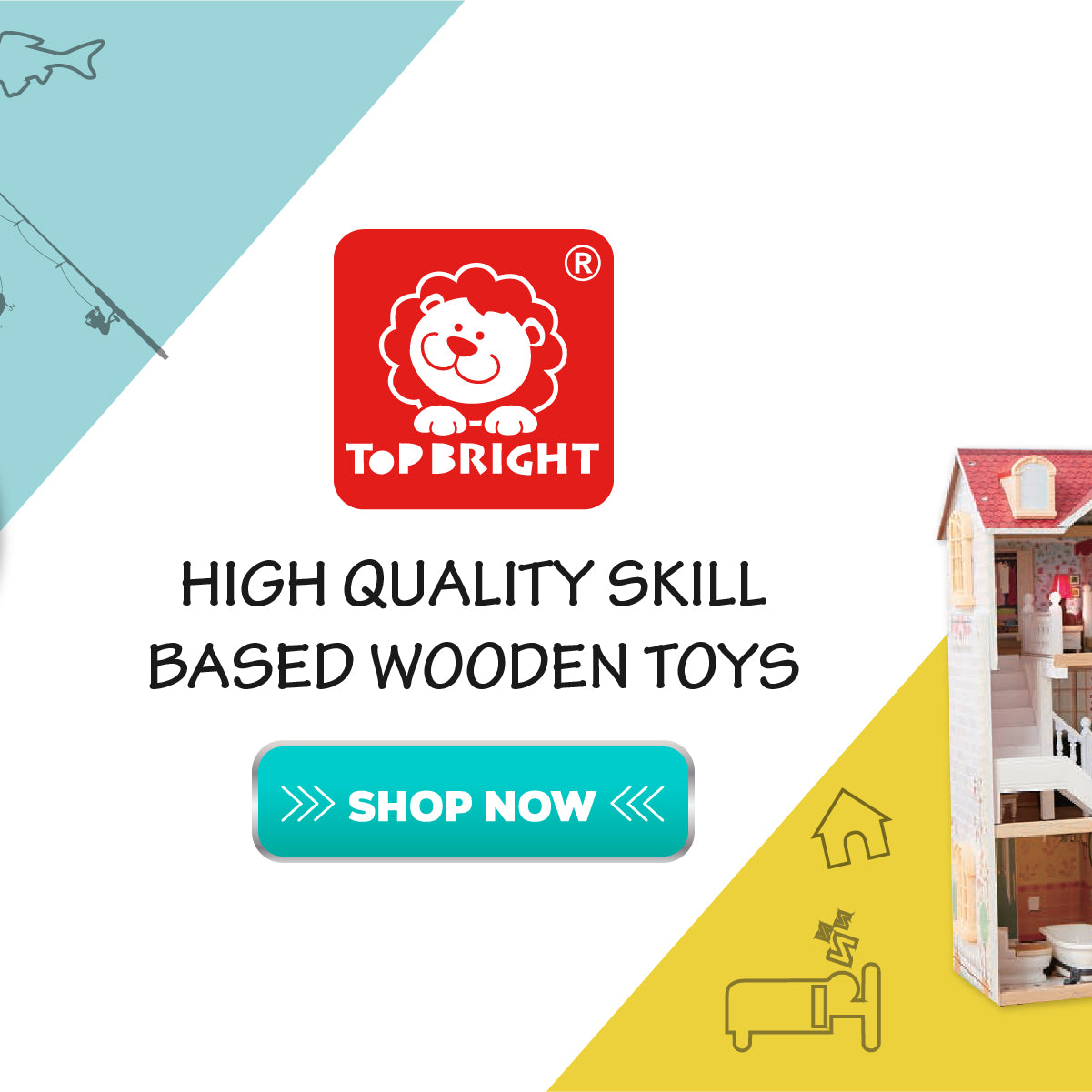 Top Bright toys in India. Buy Toys online in India.