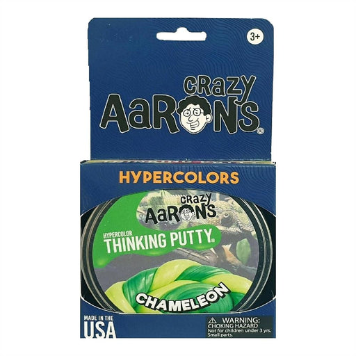 "Chameleon Hypercolor 4"" Tin-Novelty Toys-Crazy Aaron's Putty-Toycra"