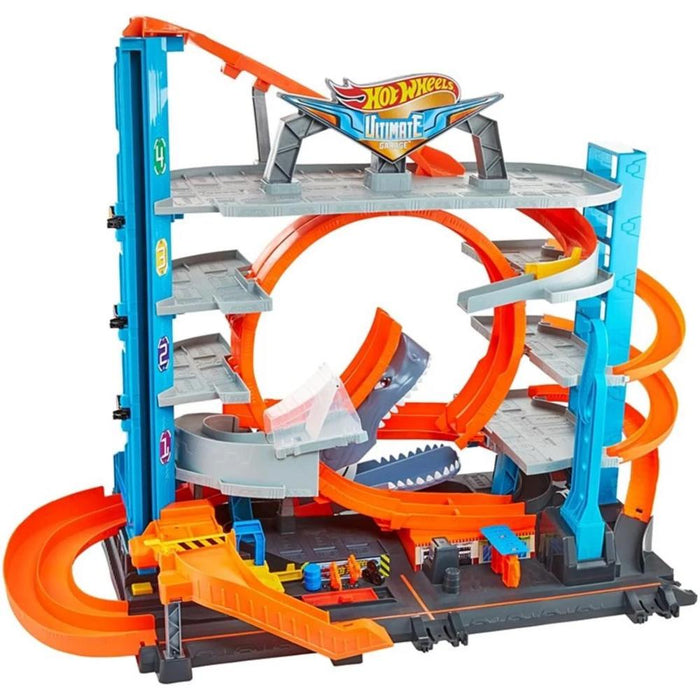 Hot Wheels Ultimate Garage-Vehicles-Hot Wheels-Toycra
