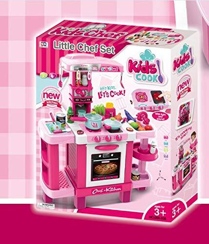 Kitchen Set (XC-008-938)-Pretend Play-Toycra-Toycra