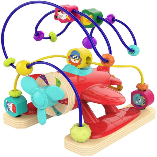 My Fist Plane Bead Maze-Preschool Toys-Top Bright-Toycra