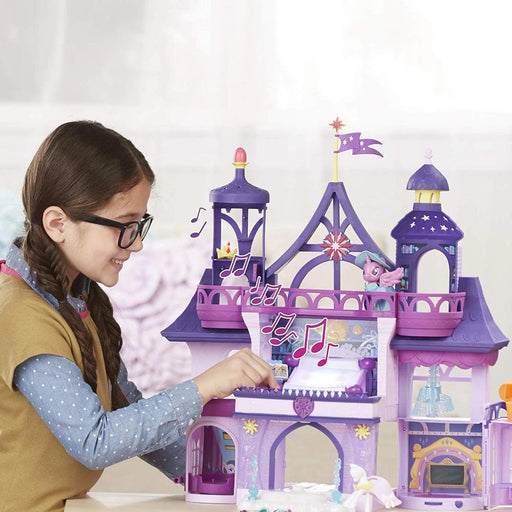 My Little Pony Disney Princess Castle Playset-Pretend Play-My Little Pony-Toycra