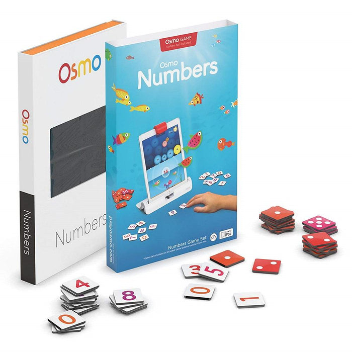 Osmo Numbers Set-STEM toys-Osmo-Toycra
