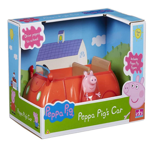 Peppa Pig Vehicle - Car-Vehicles-Peppa Pig-Toycra