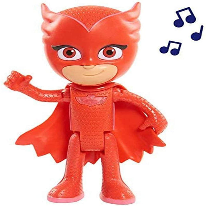 PJ Mask Deluxe Talking Owlette Figure-Action & Toy Figures-PJ Masks-Toycra