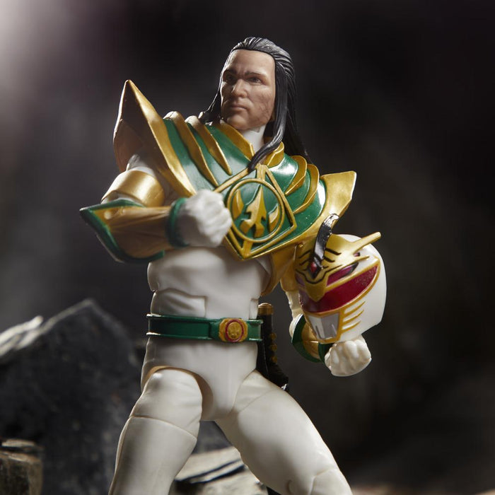Power Rangers Lightning Collection 6-Inch Mighty Morphin Lord Drakkon-Action & Toy Figures-Marvel-Toycra