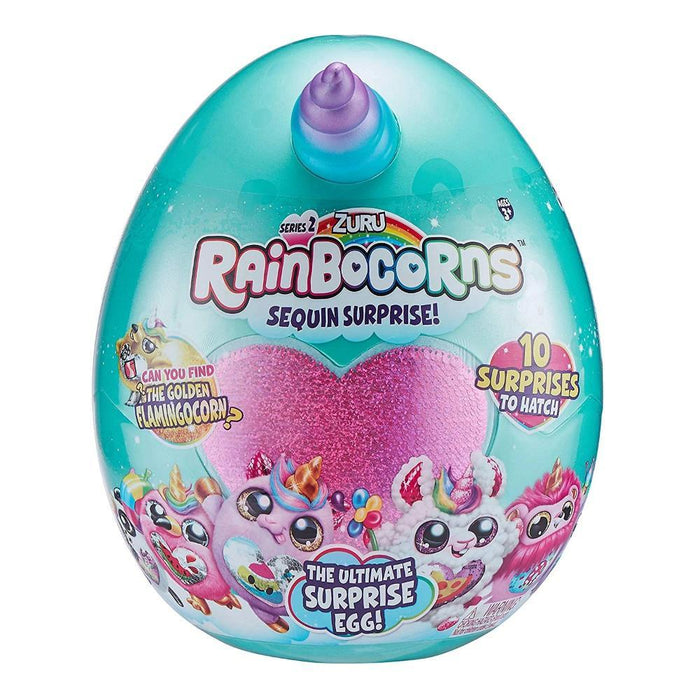 Rainbocorns Sequin Surprise Series 2-Dolls-Zuru-Toycra
