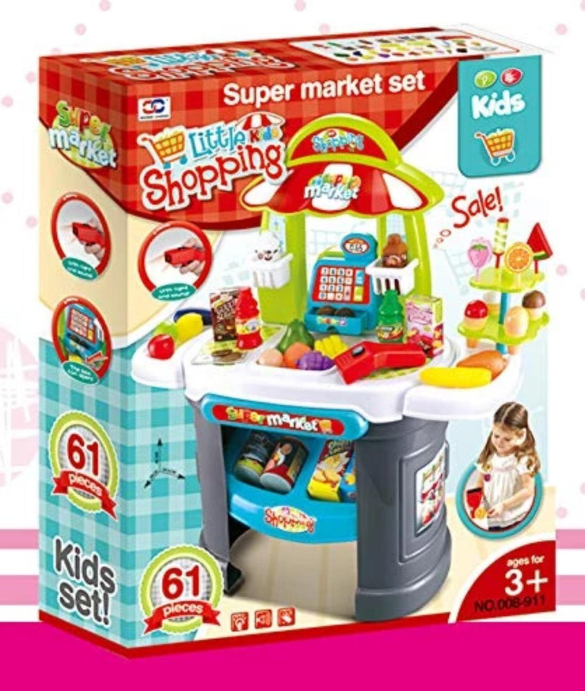 Shopping play set (XC-008-911)-Pretend Play-Toycra-Toycra