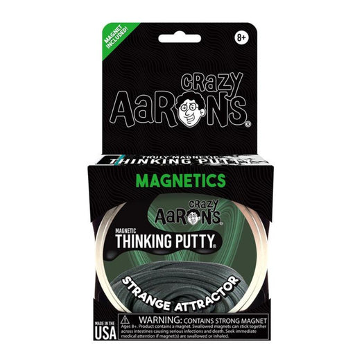 "Strange Attractor Super Magnetic 4"" Tin plus Magnet-Novelty Toys-Crazy Aaron's Putty-Toycra"