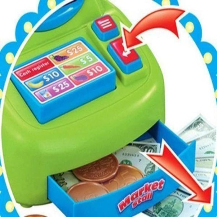 Super Market Play Set (XC-008-85)-Pretend Play-Toycra-Toycra