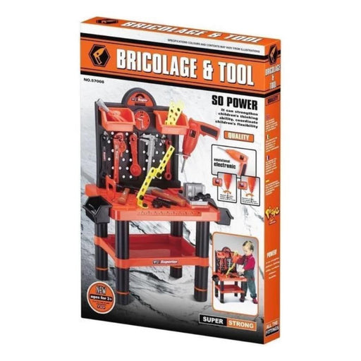 Tool Set - (XC-57008)-Pretend Play-Toycra-Toycra