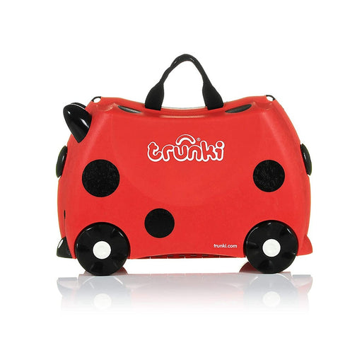 Trunki Ride On Suitcase Harley-Ride Ons-Trunki-Toycra