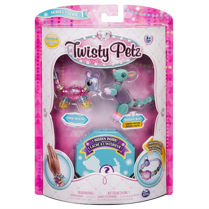 Twisty Petz Three Pack-Arts & Crafts-Twisty Petz-Toycra