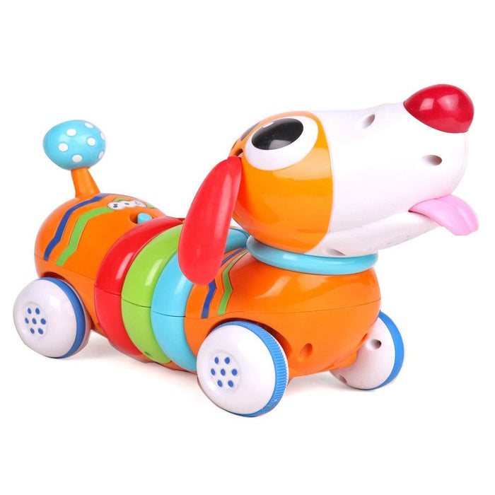 Winfun Walk With Me Puppy-Musical Toys-Winfun-Toycra