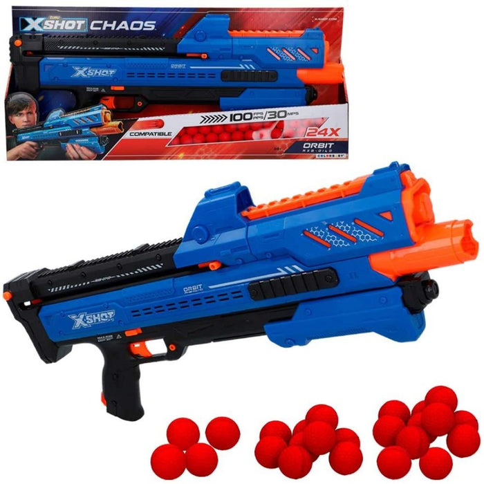 Zuru XShot Chaos Orbit-Action & Toy Figures-Zuru-Toycra