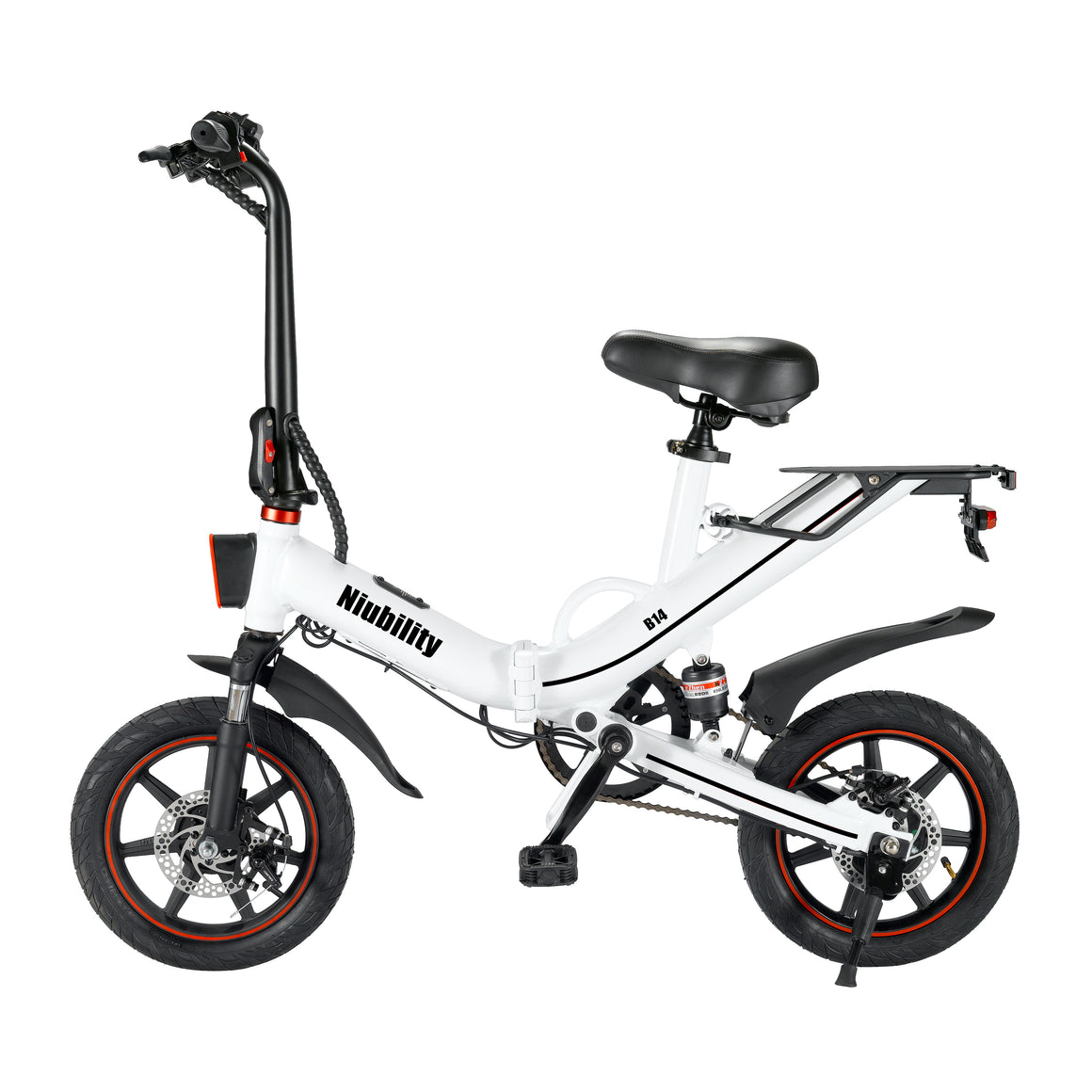 [Free shipping] NIUBILITY B14 ELECTRIC BIKE 400W 15AH 100KM MILEAGE - POLAND