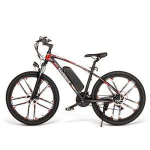 Pre-sale Samebike(it will be shipped before September 30) MY-SM26 26inch MTB Bicycle Electric Mountain Bike for Downhill Canyon - EU Plug - Poland