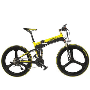 LANKELEISI XT750 SPORTS EDITION ELECTRIC BIKE 30KM/H 400W 26IN WHEEL - POLAND