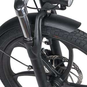 Pre-sale Samebike 20LVXD30 Smart Folding Electric Moped Bike E-bike 10.4Ah / 48V - EU Plug (Poland Warehouse)