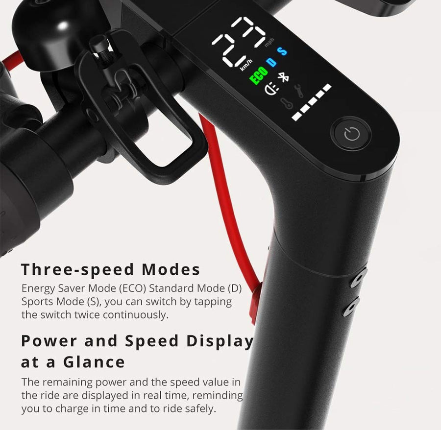 Xiaomi Mi PRO M365 Electric Scooter - bebiking.com
