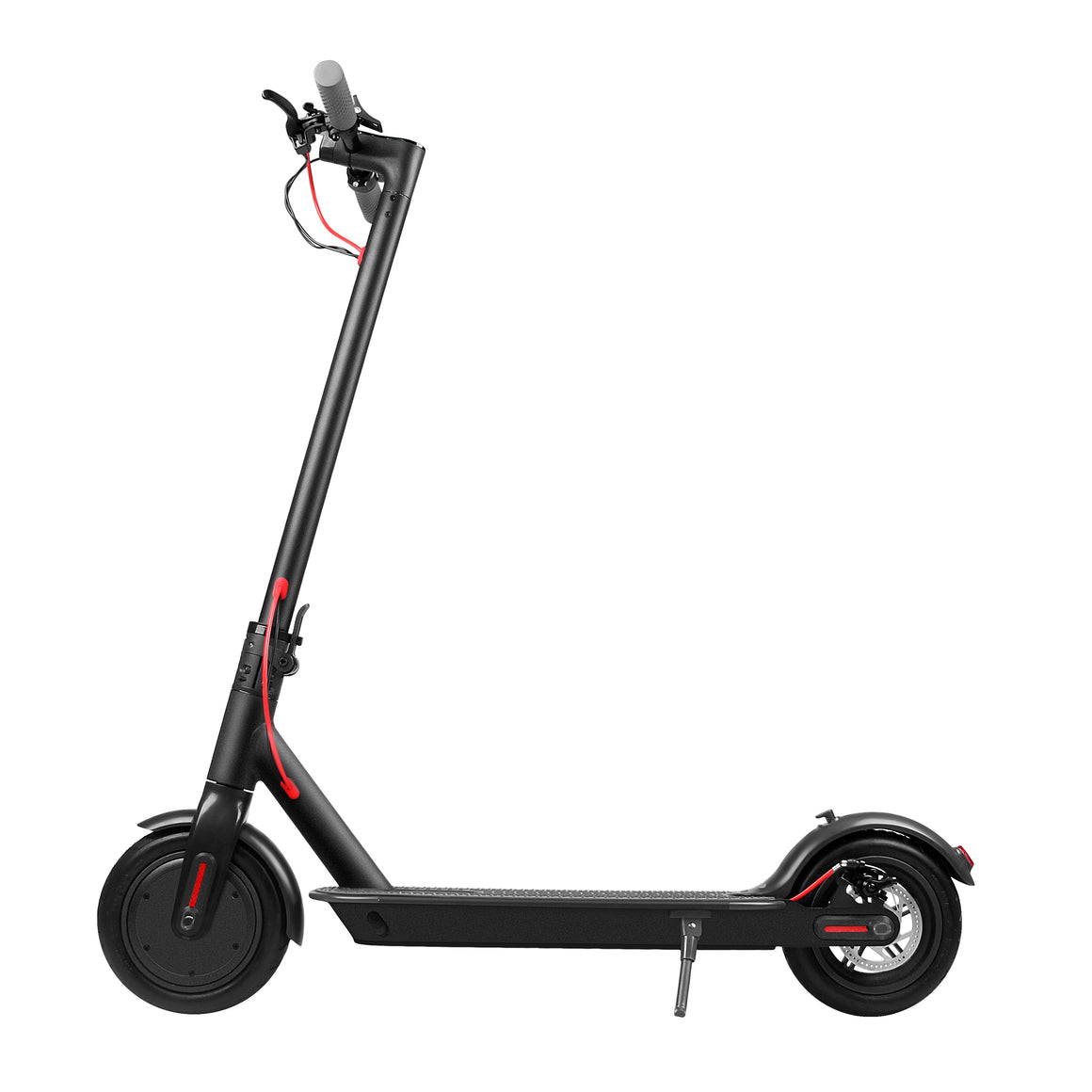 Xiaomi Mijia 1S Folding Electric Scooter 8.5 Inch Tire 500W Brushless Motor Up To 30km Range Max speed 25km/h Smart Display Dual Brake