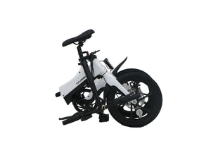ONEBOT S6 36V Folding Moped Bicycle 3 Modes 250W 50km Mileage Range Electric Bike - EU Plug (Poland Warehouse)