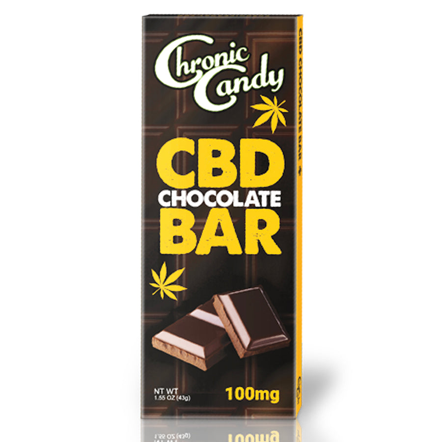 Chronic Candy Chocolate Bar