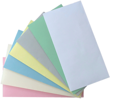 Colored Offering Envelopes