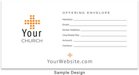 Design Offering Envelopes