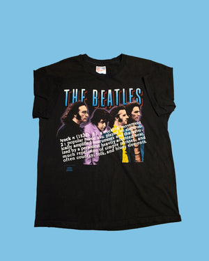 Vintage Beatles Graphic Tee