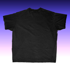 DRAKE 6IX GOD RAP TEE - BLACK