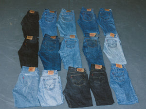 LEVIS DENIM PANTS PACKAGE