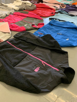 THE NORTH FACE LIGHT JACKETS PACKAGE