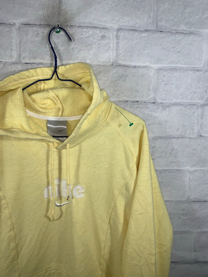 Yellow Nike Longsleeve Sweater