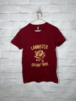 Red Lannister Graphic T-Shirt