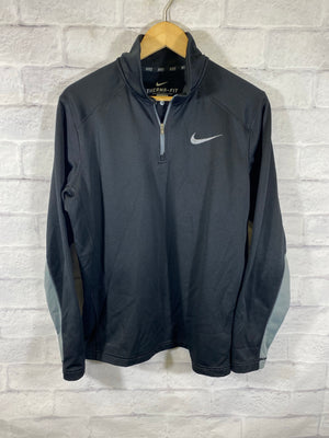 Nike quarterzip drifit sweater SZ men's medium