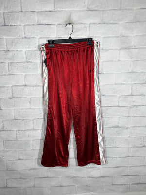 Red Starter Sweatpants
