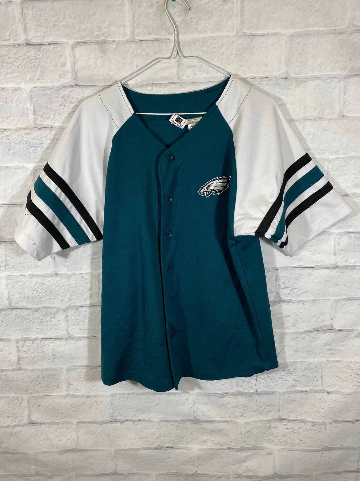 Philly Eagles Mcnabb jersey SZ (kids large)