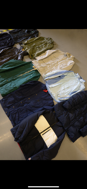 Assorted Vintage Jacket Package 2 - 15 Pieces