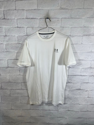 White Under Armour Graphic T-Shirt
